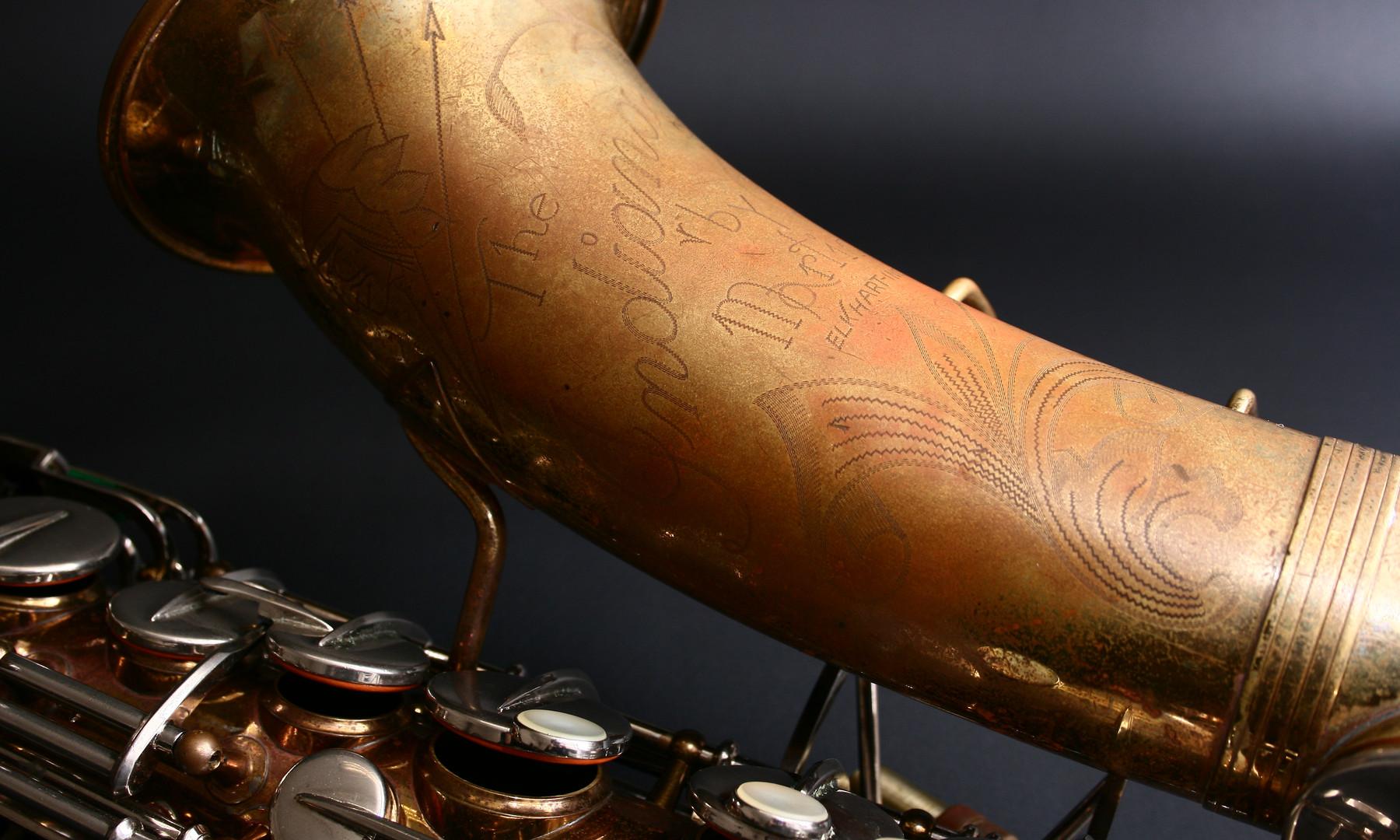 Altsaxophon Martin The Indiana