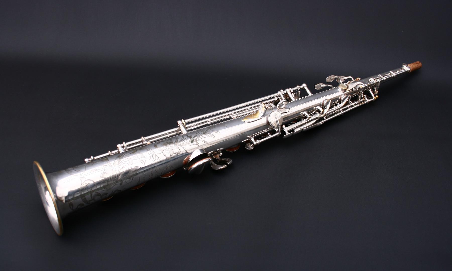 Sopransaxophon Selmer Super Action