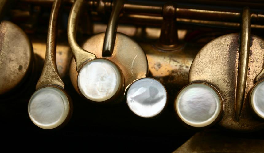 Tenorsaxophon Conn Transitional - Saxophon Manufaktur Marx