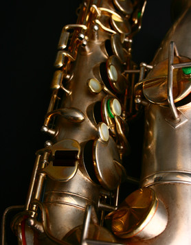 Altsaxophon King H.N. White- Saxophon Manufaktur Marx