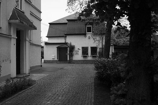 Saxophon Manufaktur Marx, Cöthner Straße 62a, Saxophon Werkstatt, ehemals Frank Syhre