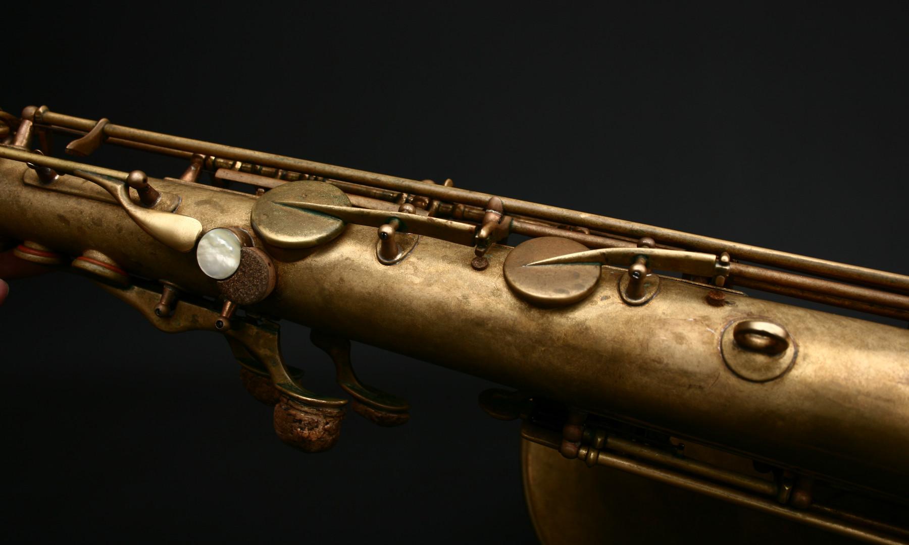 Tenorsaxophon Selmer New Large Bore - Saxophon Manufaktur Marx