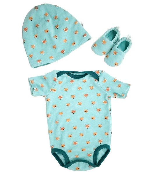 Heather Foxes Layette