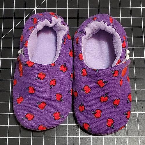 Apple Wrap Shoes - 12M