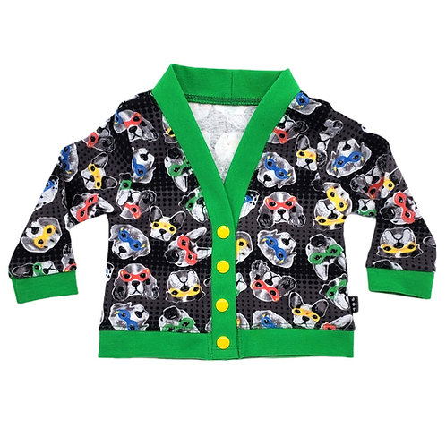 SuperDogs! Cardigan 3M