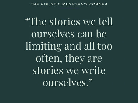 The Story We Tell Ourselves