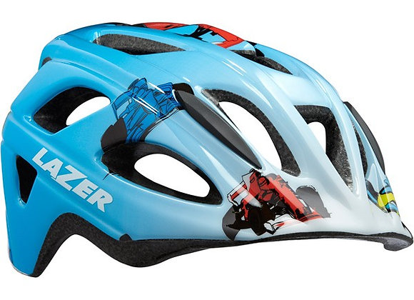 Lazer P'Nut | Blue Racer S