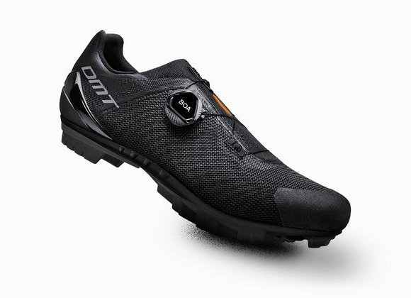 DMT KM4 MTB Shoe | Size 45 | Black