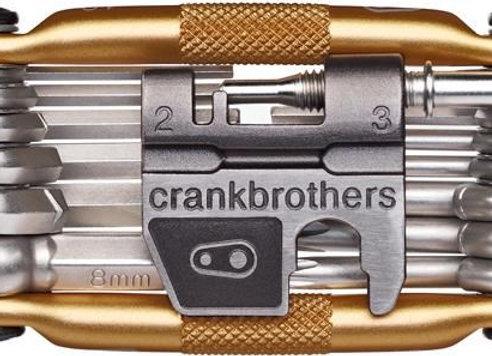 Crank Brothers M17 Multi Tool | Gold