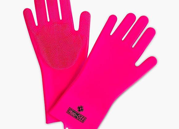 Muc-Off   Deep Scrubber Gloves   S
