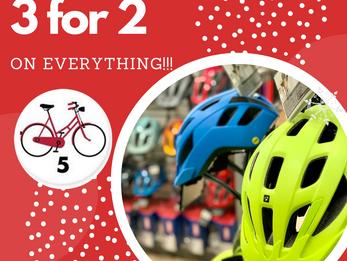 Bike Craft's Advent Calendar Day 5!