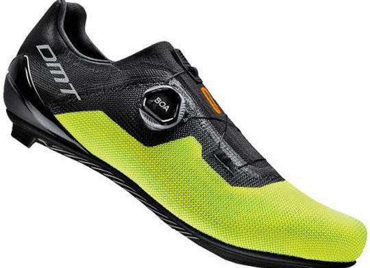 DMT KR4 Road Shoe   Size 43   Yellow