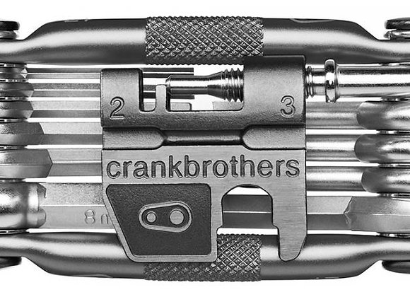 Crank Brothers M17 Multi Tool | Nickel