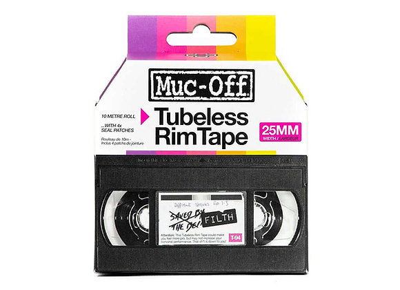 Tubeless Rim Tape | 25mm width | 10m roll
