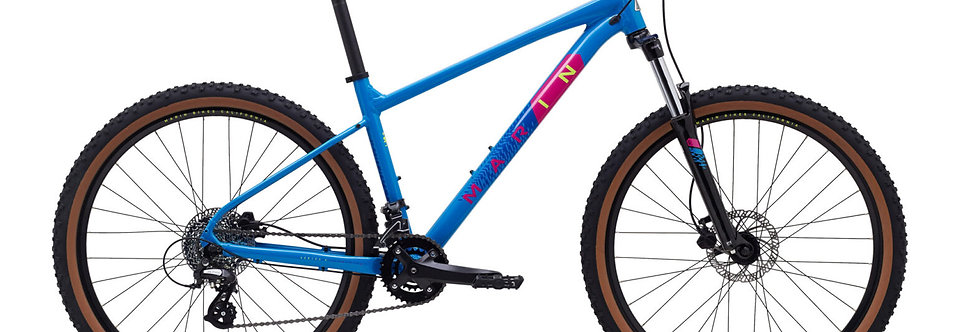 Marin Bobcat Trail 3 29er Blue L (2020)