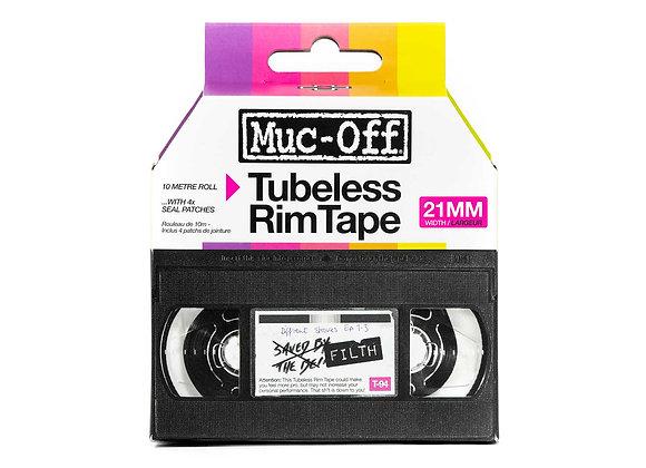 Tubeless Rim Tape | 21mm width | 10m roll