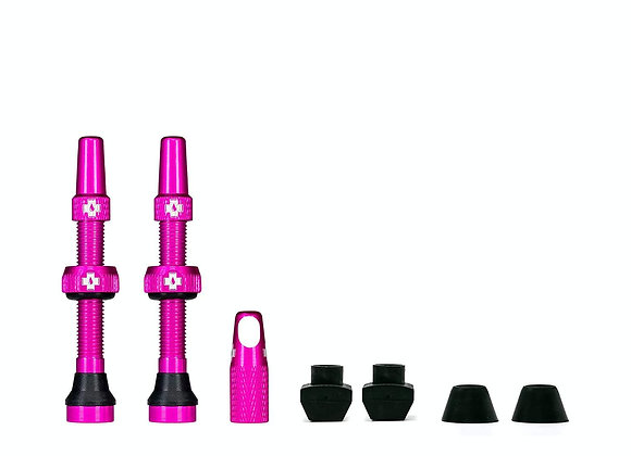 Tubeless Valves | Pink