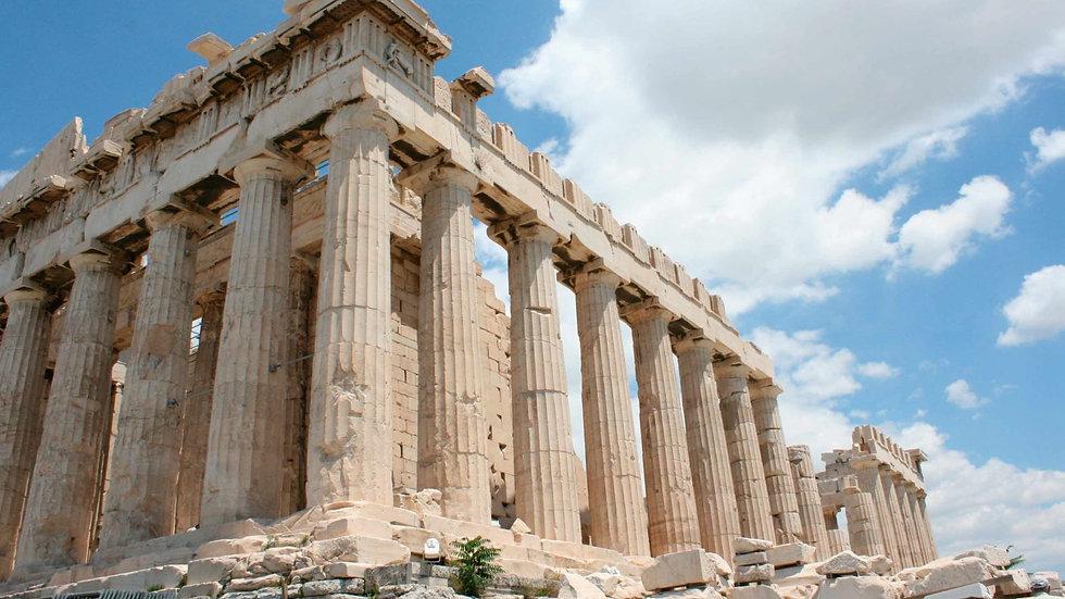 Roteiro - Grécia