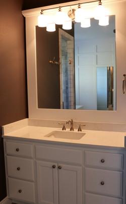 Master bath vanity - 1 of 2