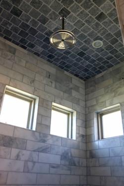 Rain head shower