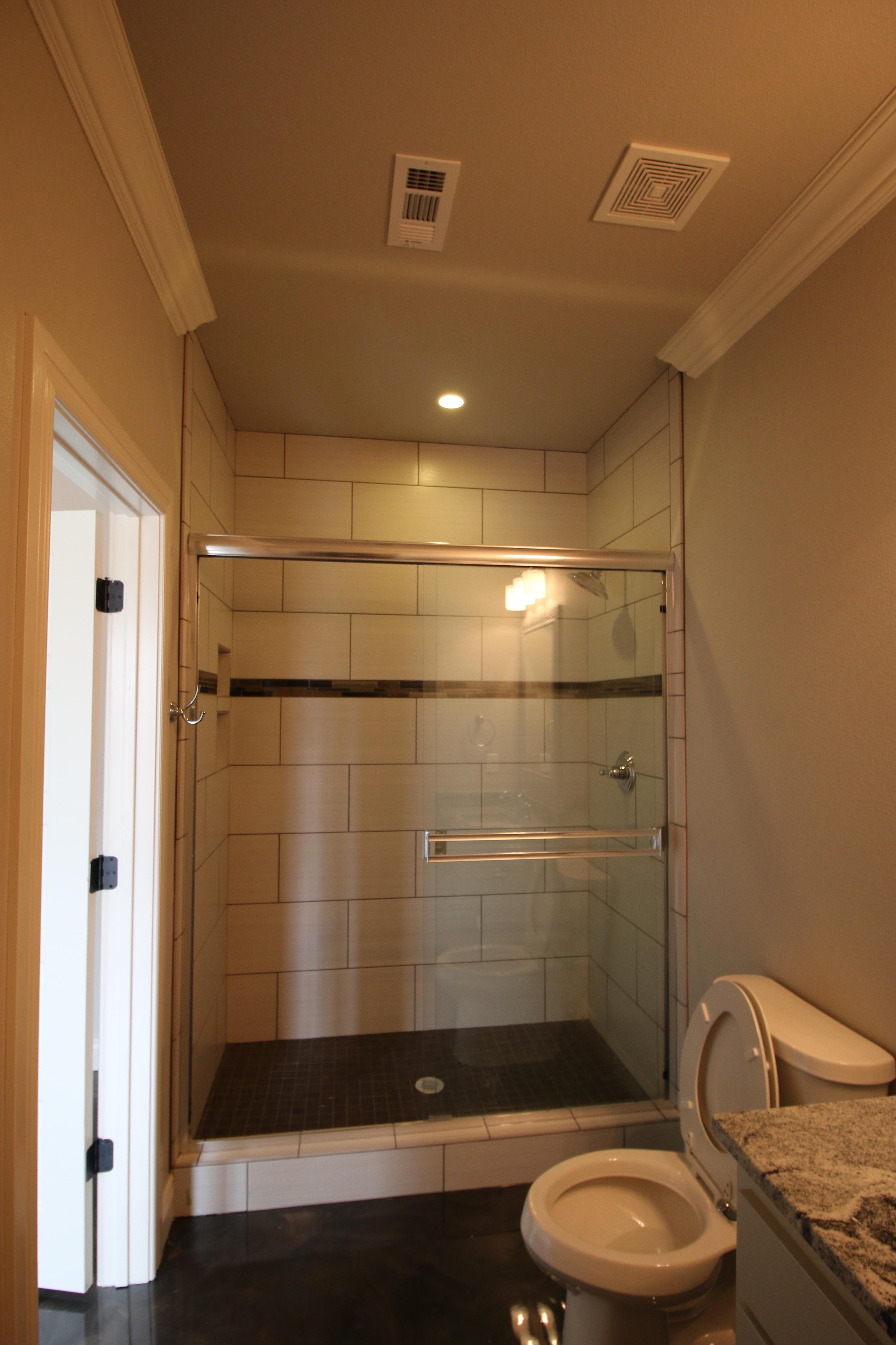 Guest Shower