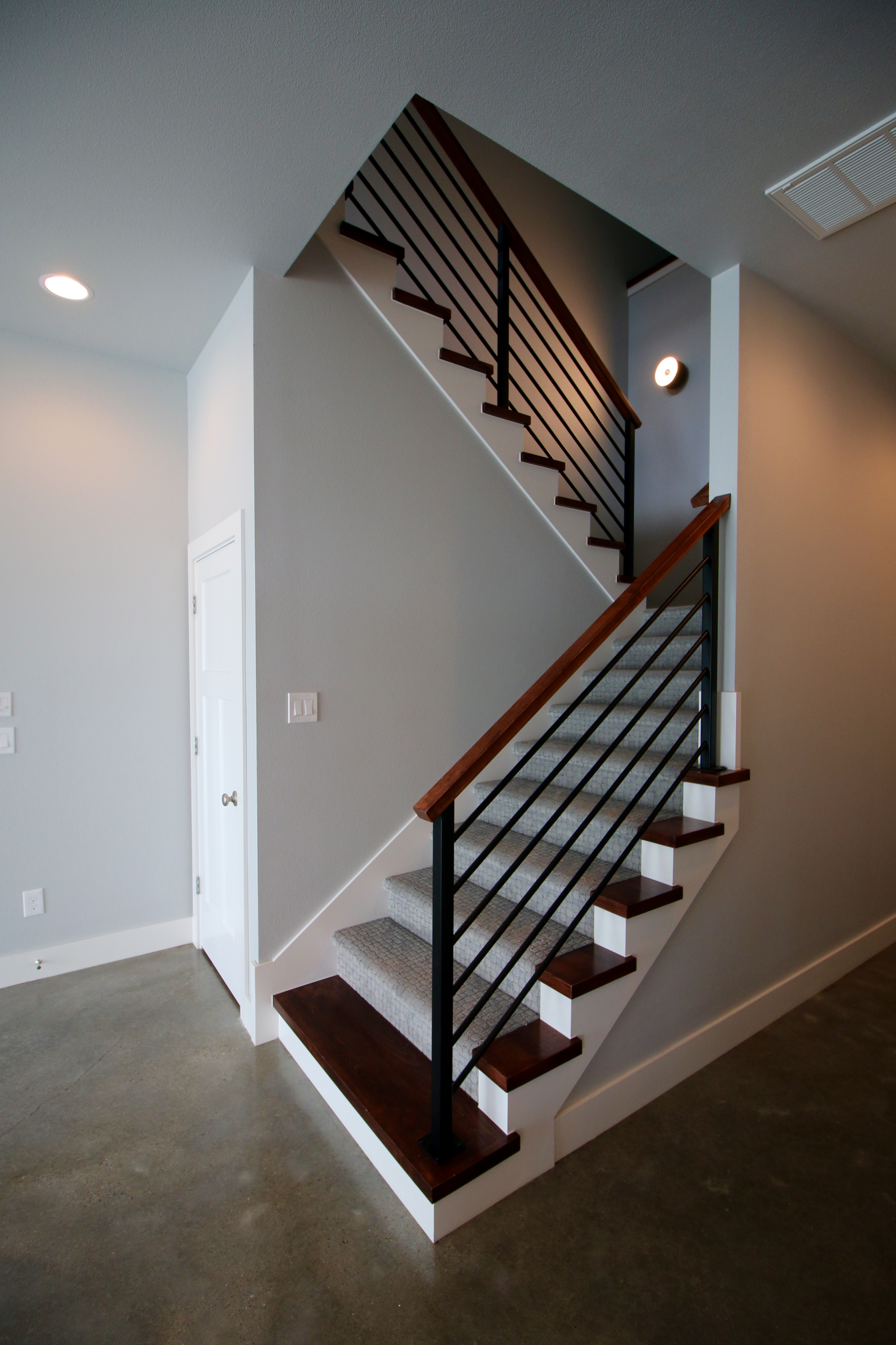 Side Staircase