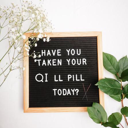 Qi Boosting with Breath