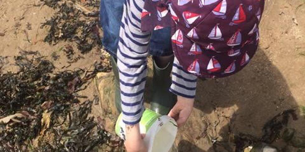 Beach Buddies (For Under 5s)