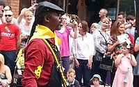 Manchester Day 2014 Elevate Manchester School of Samba