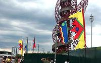 Great British Carnival site decoration