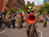 Manchester Day Parade 2012 Junk Jam