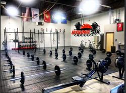 Rising Six Gym - 1
