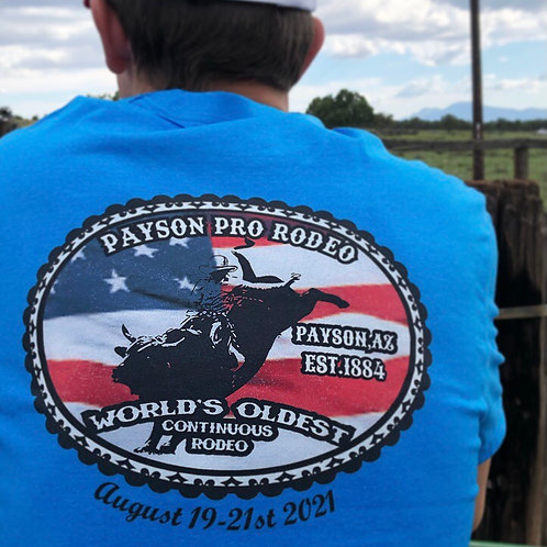 2021 commemorative rodeo shirts xs-xl