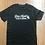 Thumbnail: Gary Hardt youth black shirt with sliver glitter print