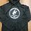 Thumbnail: Gary Hardt black pullover white print 2XL & 3XL