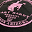 Thumbnail: Gary Hardt women's black long sleeve with glitter print 2XL