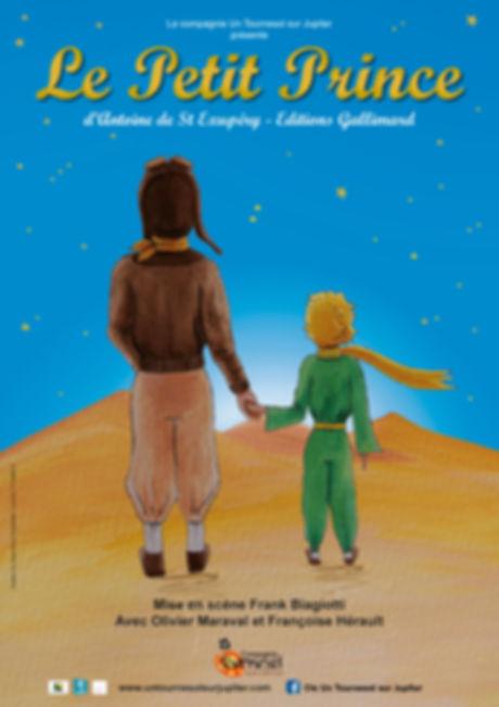 [théâtre et marionnette] Le Petit Prince / Cie un Tournesol sur Jupiter