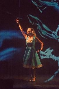 Fort Bien Très Loin, comédie musicale familiale / Cie Un Tournesol sur Jupiter / Anna Ramade
