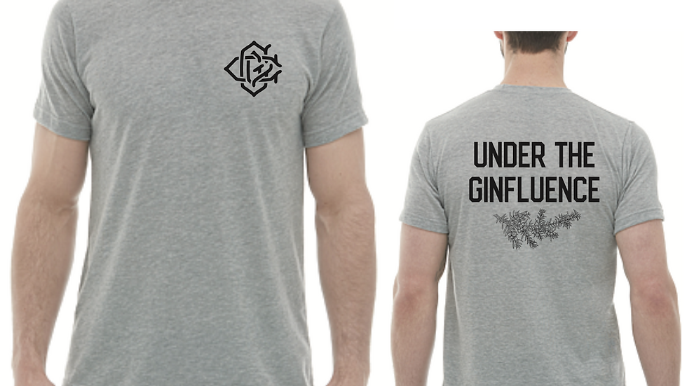 T-Shirt - Under the Ginfluence