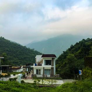 Views from all villas