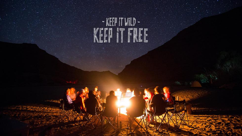 Keep It Wild, Keep It Free