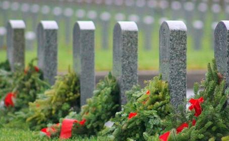 Wreaths Across America - DUE Dec 2