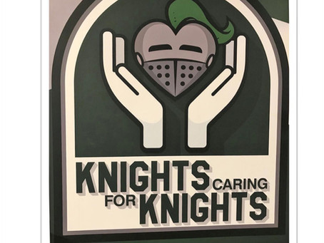 Knights Caring for Knights