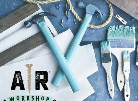 AR WORKSHOP - Ends Aug 31