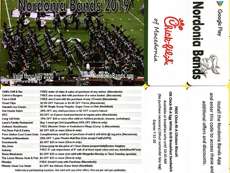 2019.07.15 Nordonia Bands Community Cards