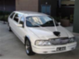 Shoalhaven Limousine Service  Ford AU St