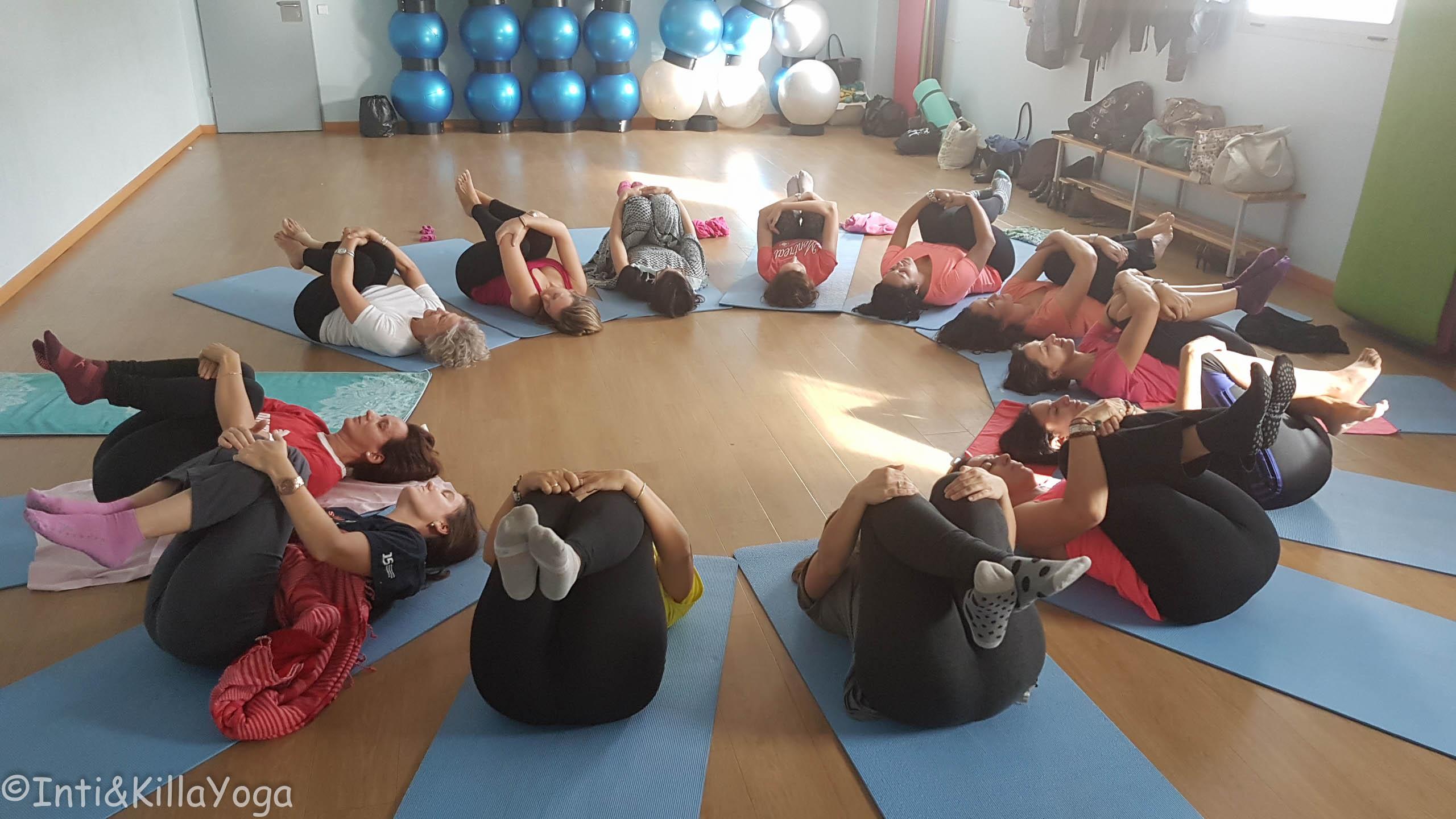 Yoga en comunidad (Madrid)