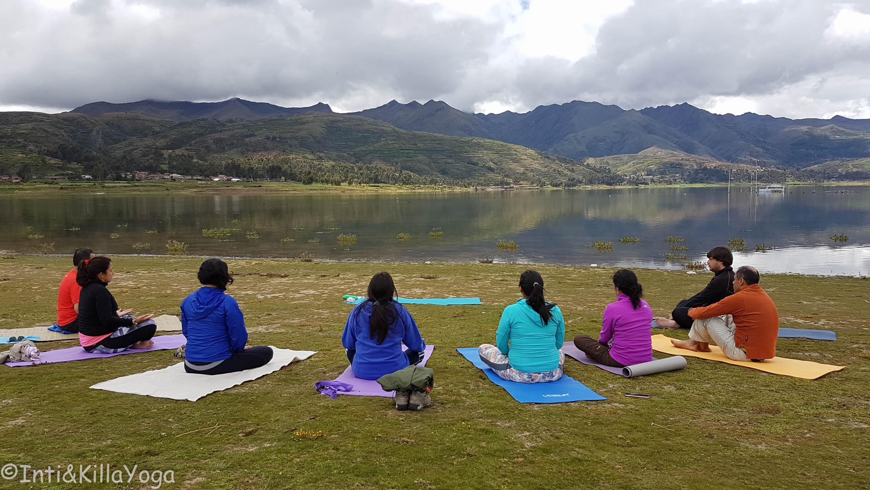 Yoga & Viaje (Cusco-Perú)