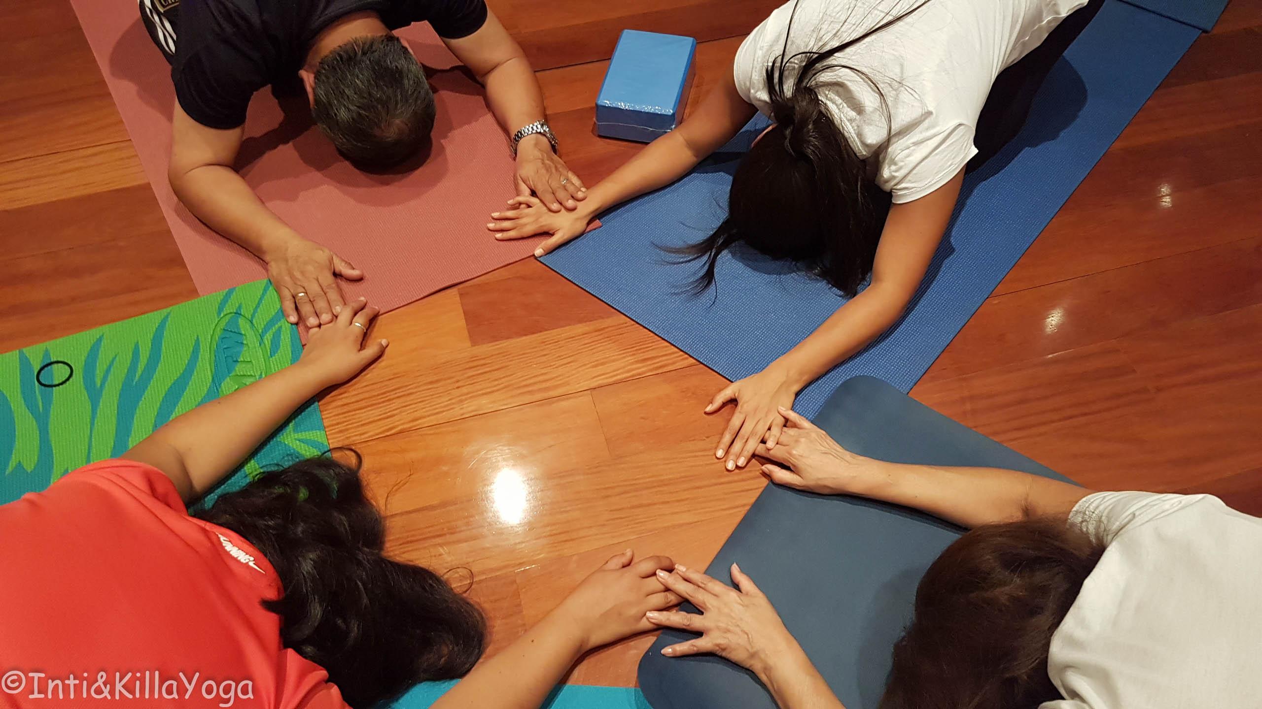 Yoga en familia (Lima)