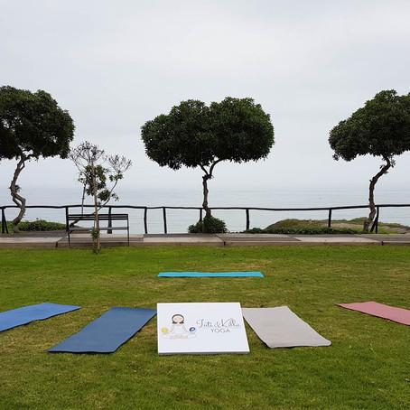Clases gratuitas de yoga en Lima